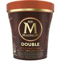 Helado pint double moccachino MAGNUM, tarrina 310 g