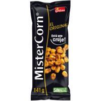 Maíz sabor original MISTERCORN, bolsa 141 g