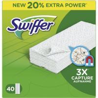 Recambio Dry 40 SWIFFER, caja 40 uds.
