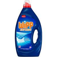 Detergente líquido azul WIPP, garrafa 66 dosis