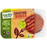 Sensational Burger GARDEN GOURMET, bandeja 226 g