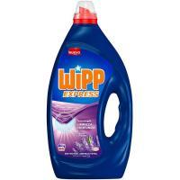 Detergente líquido lavanda WIPP, garrafa 66 dosis