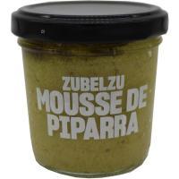 Mousse de piparra ZUBELZU, frasco 100 g