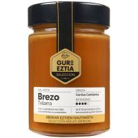 Miel de brezo selección GURE EZTIA, frasco 400 g