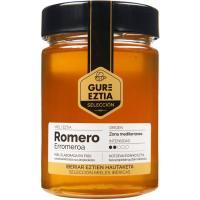 Miel de romero selección GURE EZTIA, frasco 400 g