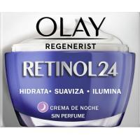Crema de noche retinol 24 OLAY, tarro 50 ml