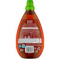 Detergente gel hojas cítricas BOTANICAL Origin, botella 20 dosis