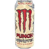 Bebida energética pacific punch MONSTER, lata 50 cl