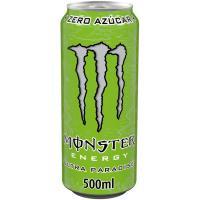 Bebida energética ultra paradise MONSTER, lata 50 cl