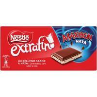 Chocolate extrafino con maxibon NESTLÉ, tableta 170 g