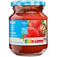 Mermelada de fresa diet EROSKI, frasco 290 g
