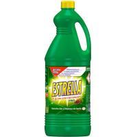 Lejía estrella pino ESTRELLA, garrafa 2,7 litros
