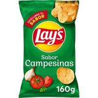 Patatas campesinas LAY¿S, bolsa 160 g