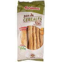 Pan de cereales FARINETES, paquete 140 g