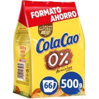 Cacao soluble 0% COLA CAO, sobre 500 g