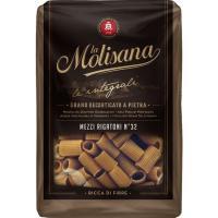 Mezzi rigatoni integral LA MOLISANA, paquete 500 g