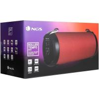 Altavoz portátil Roller Tempo Red, 20W Bluetooth,TWS -USB-S NGS