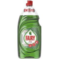 Lavavajillas a mano ultra poder FAIRY, botella 1.015 ml