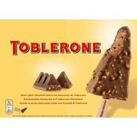 Bombón TOBLERONE, 4 uds., caja 266 g