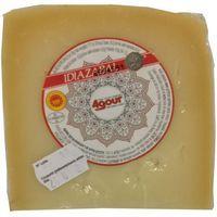 Queso Idiazabal D.O. AGOUR, cuña aprox. 250 g