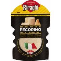Queso rallado Pecorinio BIRAGHI, bolsa 60 g
