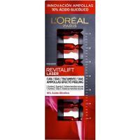 Ampollas faciales L`OREAL Revitalift Laser, caja 7 uds.