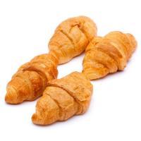 Mini croissant EROSKI, bandeja 6 uds