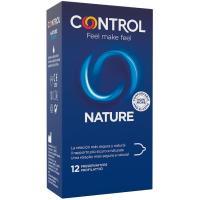 Preservativos nature CONTROL, caja 12 uds