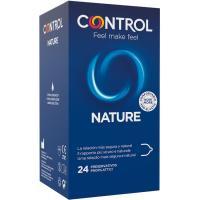 Preservativos nature CONTROL, caja 24 uds