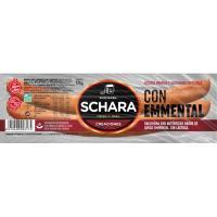 Salchichas con queso Emmental SCHARA, sobre 170 g