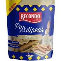 Pan rústico para dipear RECONDO, bolsa 85 g
