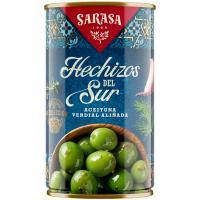 Aceituna Hechizos del Sur SARASA, frasco 370 g