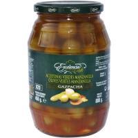 Aceituna gazpacha en barril EXCELENCIA, frasco 450 g