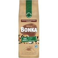 Café en grano puro arábica BONKA, paquete 500 g
