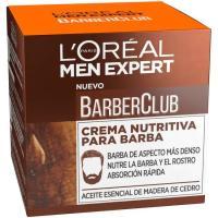 Crema nutritiva para barba MEN EXPERT, tarro 50 ml