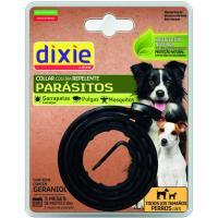 Collar negro repelente para perro DIXIE, pack 1 ud.