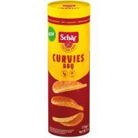 Snack Curvies con sabor a SCHAR, paquete 170 g