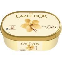 Helado de vainilla CARTE D'OR, tarrina 431 g