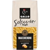 Maccheroni al huevo GALLO, paquete 450 g