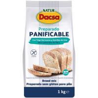Preparado panificable NATUR DACSA, paquete 1 kg