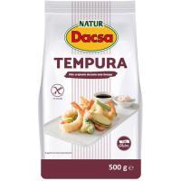 Preparado tempura NATUR DACSA, paquete 500 g
