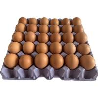 Huevo fresco M NOROVO, cartón 2,5 docenas