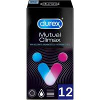 Preservativos mutual climax DUREX, caja 12 uds.
