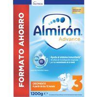 Leche en polvo ALMIRÓN Advance 3, lata 1.200 g