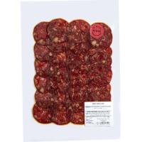 Chorizo ibérico extra MONTARAZ, sobre 125 g