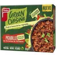 Picadillo 0% carne GREEN CUISINE, caja 230 g