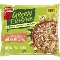 Veggie bowl de avena GREEN CUISINE, bolsa 500 g