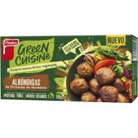 Albóndigas 0% carne GREEN CUISINE, bolsa 240 g