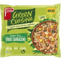 Veggie bowl trigo sarraceno GREEN CUISINE, bolsa 500 g