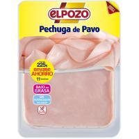 Pechuga de pavo ELPOZO, bandeja 200 g